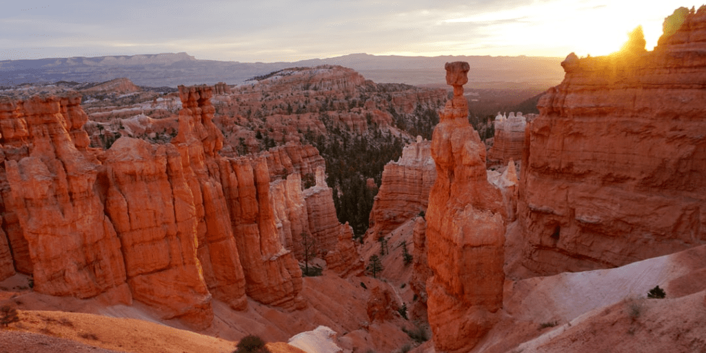Bryce Canyon Near Bryce Valley Lodging