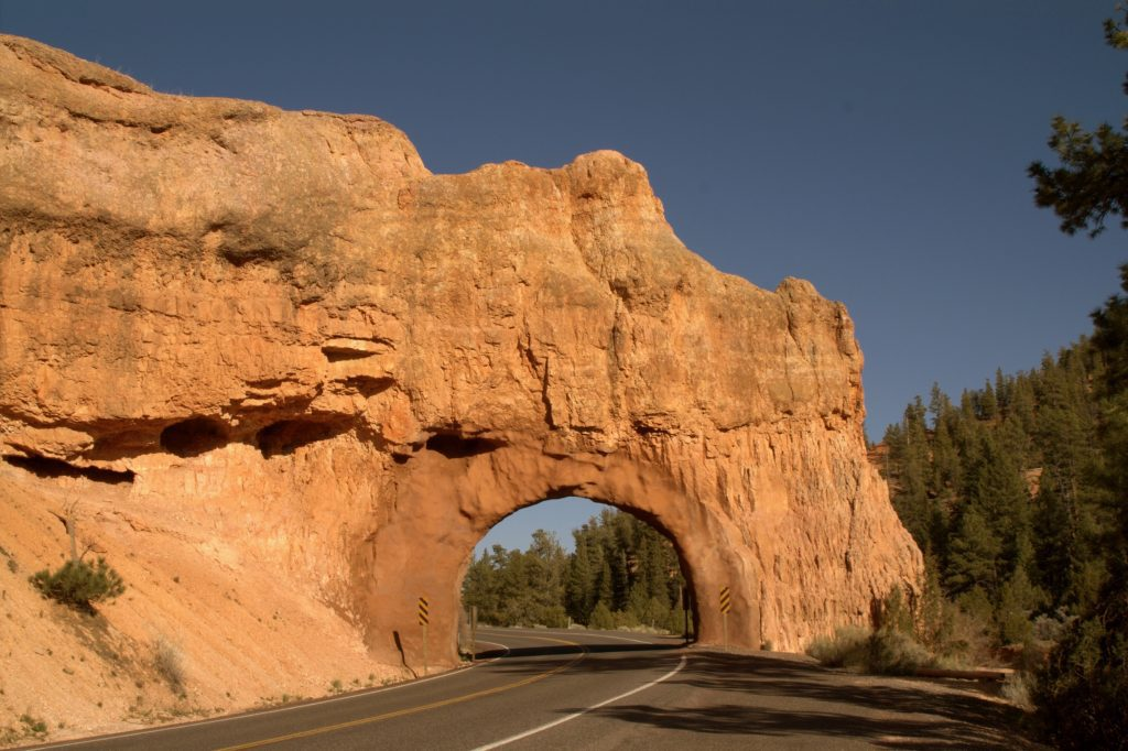Scenic Byway 12 Near Bryce Valley Lodging